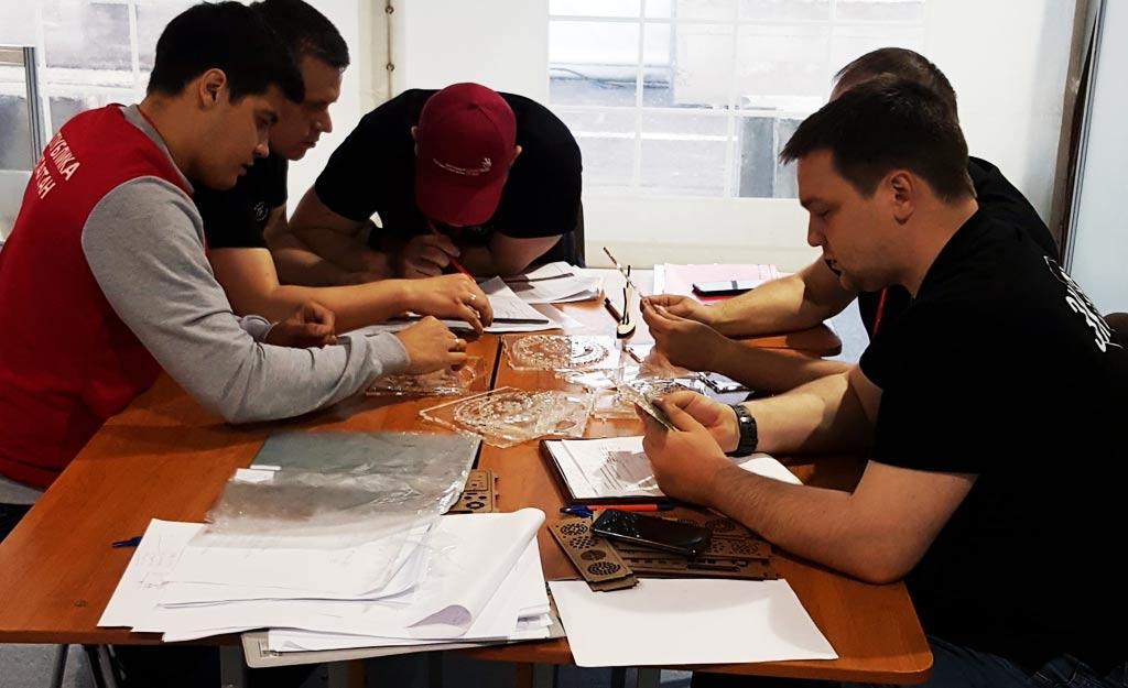 Компетенция «Лазерные технологии» на чемпионате «Молодые профессионалы» (WorldSkills Russia) в Краснодаре